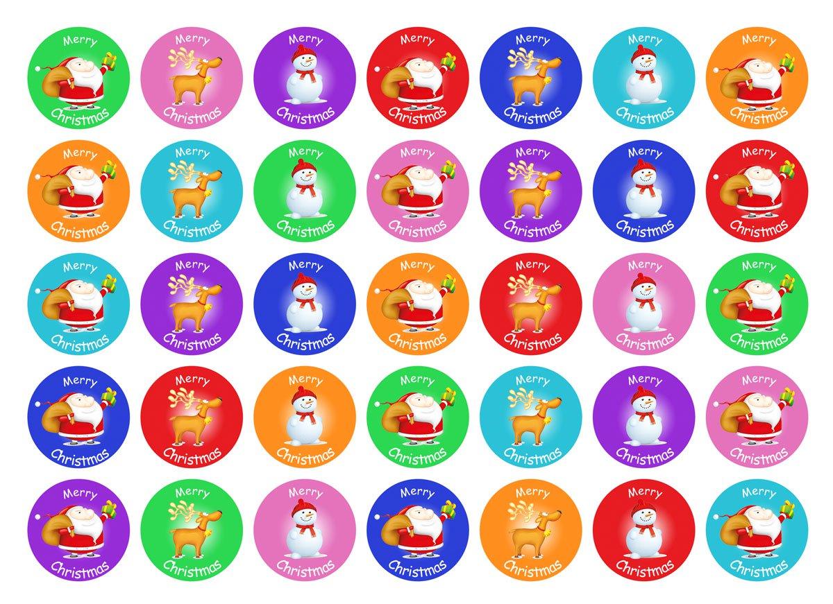 Christmas Stickers.Christmas Stickers